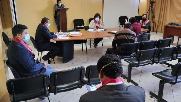 Región Ica: Consejeros a favor de intervención del Minsa