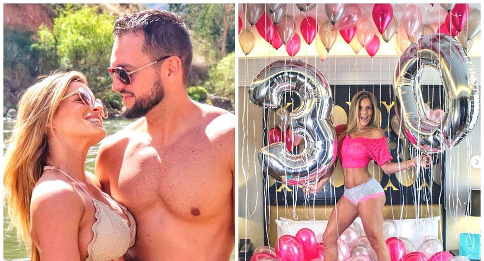 Alejandra Baigorria: su novio le dedicó romántico mensaje por su cumpleaños (FOTO)