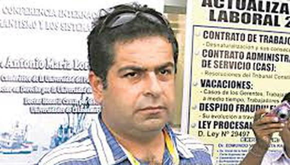 Tribunal evalúa pedido de libertad de Martín Belaunde Lossio