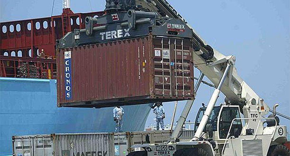 Exportaciones fueron mayores en $ 6266 millones a las importaciones