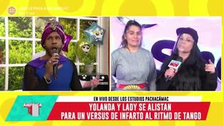 """Yolanda Medina a Giselo por burlarse de su edad: """"A mí me respetas"""" (VIDEO)"""