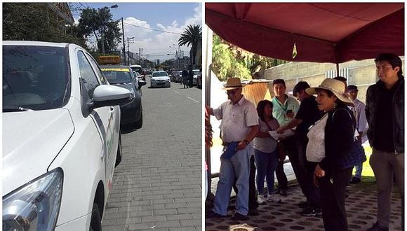 Taxistas empiezan trámites para obtener Setare cuyas placas terminan en cero