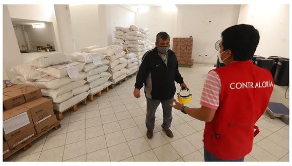Contraloría alerta documentación falsa en compra de alimentos para pacientes con tuberculosis en Virú