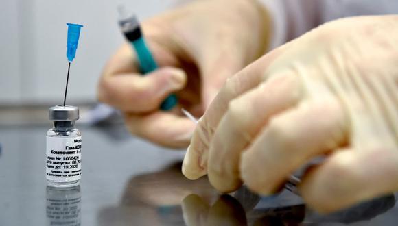 El Canciller destacó que el Perú ha firmado acuerdos vinculantes con laboratorios internacionales.  (Foto: AFP)