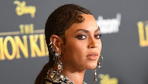 """Beyoncé y Disney anuncian """"Black is King"""", álbum inspirado en """"El Rey León"""". (Foto: AFP)"""