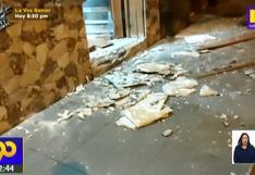 Huacho: Extorsionadores revientan explosivo frente a casa de empresario avícola