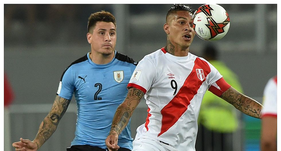 """José María Giménez: """"Paolo Guerrero le sigue dando muchísimo a la selección peruana"""""""
