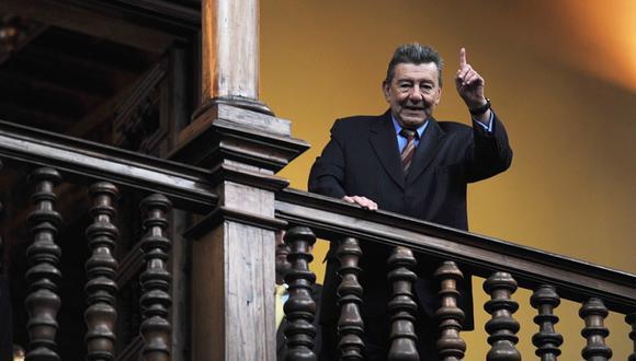Rafael Roncagliolo fue ministro de Relaciones Exteriores en el gobierno del expresidente Ollanta Humala. (Foto: GEC)