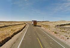 Denuncian fallas técnicas en carretera Alto Puno–Huataquita