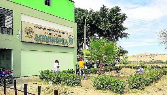 Estudiantes de Agronomía denuncian acoso sexual