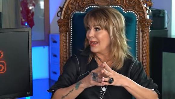 """Alejandra Guzmán habla del calvario que vivió a causa de las cirugías: """"Me han operado 40 veces"""". (Foto: Captura de YouTube)"""