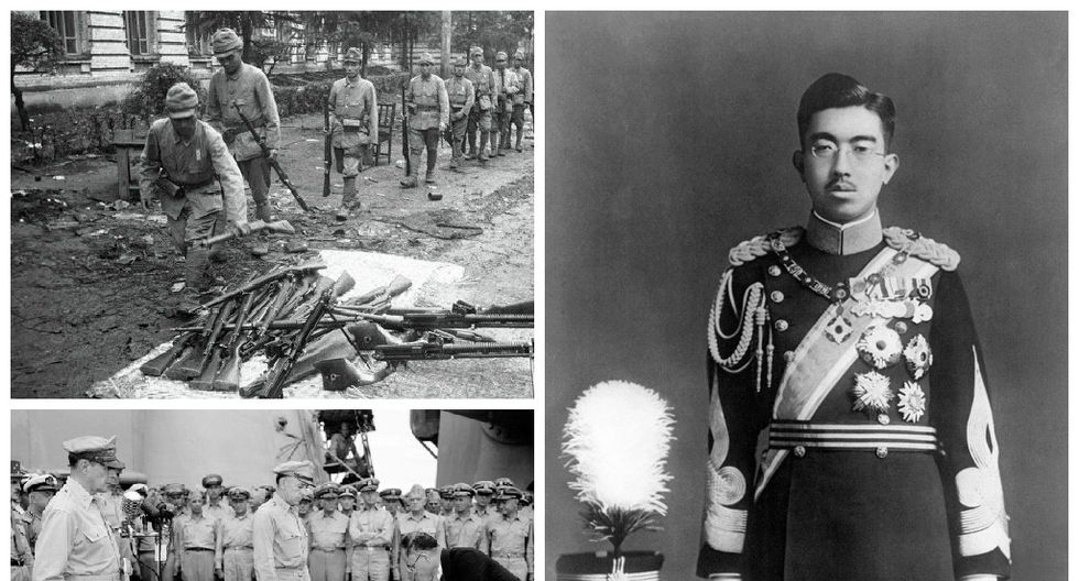Japón publica grabación del discurso de emperador Hirohito sobre final de II Guerra Mundial