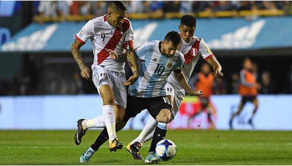 Paolo Guerrero llegaría al fútbol español recomendado por Lionel Messi