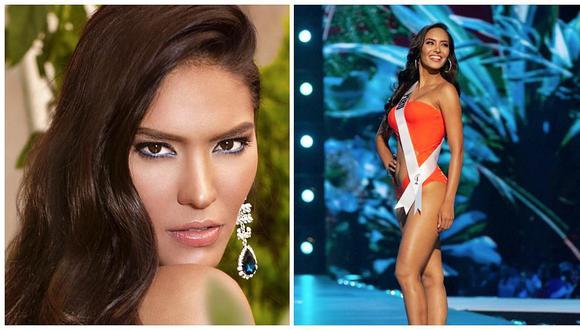 Miss Universo 2018: Miss Perú Romina Lozano no quedó entre las 20 finalistas del certamen