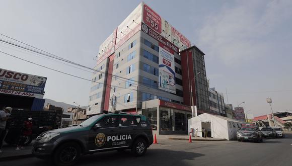El INPE informó a la Policía Nacional del Perú y al Ministerio Público sobre lo acontecido, a fin de que se ejecuten las investigaciones del caso,