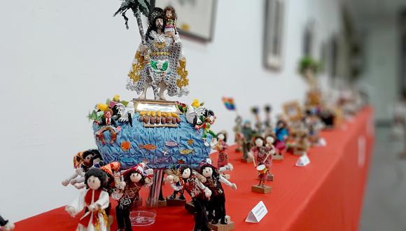 Cusco Corpus Christi en miniatura. Foto: Juan Sequeiros.