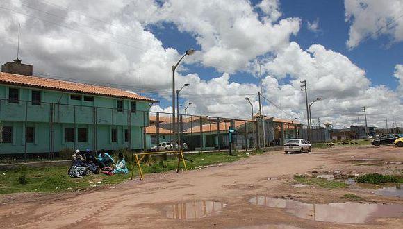 COVID-19: aislan a 4 internos del penal de Juliaca