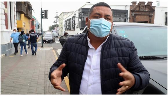 Autoridad municipal volvió a confirmar que el Ministerio de Salud se comprometió en inmunizar al personal de primera línea de lucha contra la pandemia.