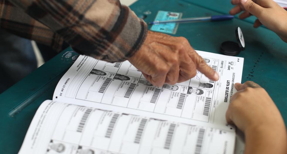 Las Elecciones Congresales 2020 se realizarán el 26 de enero 2020. (Foto: GEC)