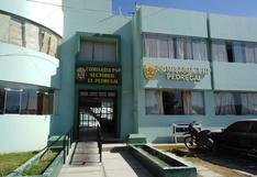Detenido aparece muerto en su celda, en Arequipa