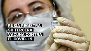Rusia registra su tercera vacuna contra el coronavirus, la CoviVac