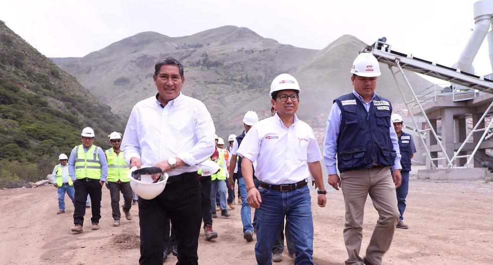 Exministro de Vizcarra asesora a gobernador Juan Alvarado