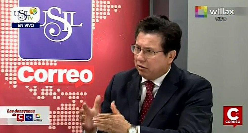 """Rodríguez Mackay: Es una """"osadía"""" que Chile exhorte al Papa a no opinar sobre lío marítimo boliviano"""