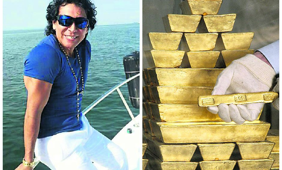 """""""Peter Ferrari"""" exportó oro ilegal por $615 mlls."""