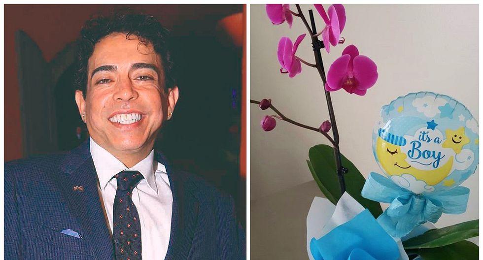 América Televisión felicita a Ernesto Pimentel por el nacimiento de su hijo (FOTO)