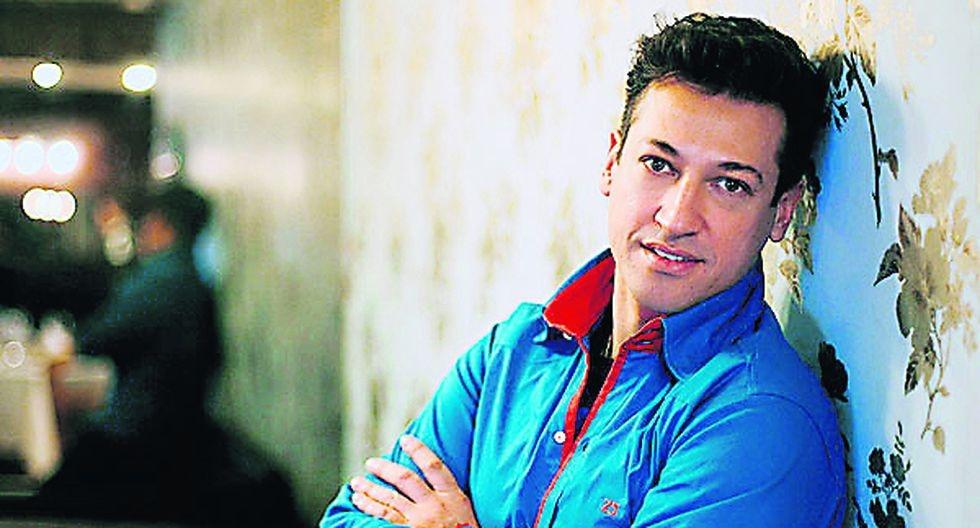 Pablito Ruiz afirma que tuvo affaire con Ricky Martin, Chayanne y Luis Miguel