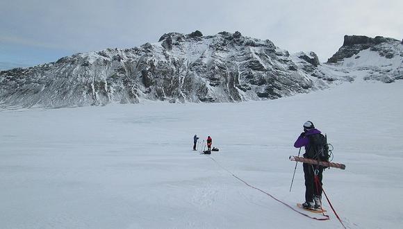 Tres científicos de Áncash hacen historia en la Antártida