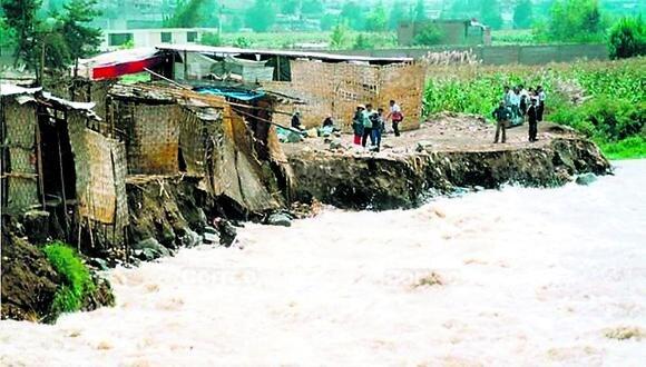 14 regiones en emergencia por lluvias