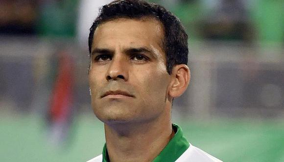 México: Futbolista Rafa Márquez niega nexos con el narcotráfico