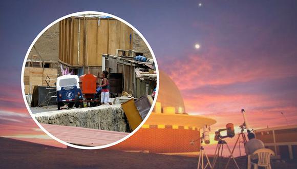 Planetario de Lima cierra su atención al público por invasiones en el Morro Solar (FOTOS)