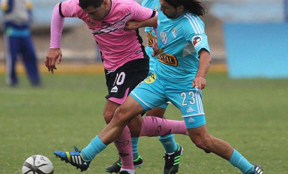 Sporting Cristal venció 1 a 0 a Pacífico