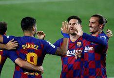 """""""Es su primer año"""": el apoyo de Luis Suárez a Antoine Griezmann en su adaptación en Barcelona"""