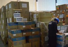 Minsa envía 23 toneladas de suministros médicos a Áncash y Ayacucho para combatir al COVID-19