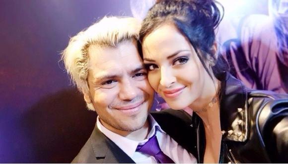 Pietro Sibille hasta el momento no se pronuncia sobre el 'ampay' que protagonizó Andrea Luna con Andrés Wiese.