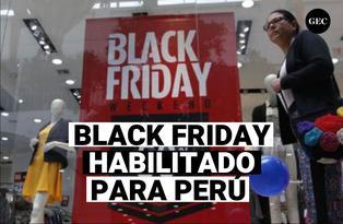 Black Friday verdadero para Perú