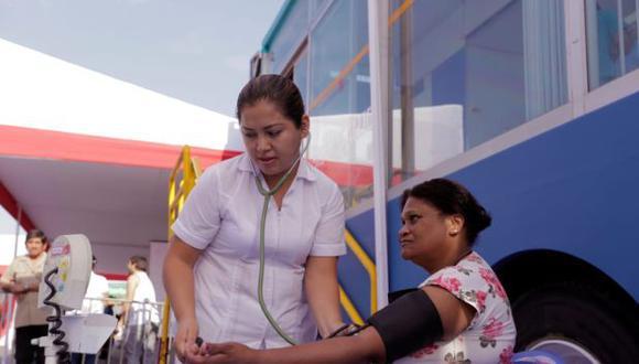 Personas que sufren de hipertensión arterial son más afectadas por el coronavirus. (Foto: MML)