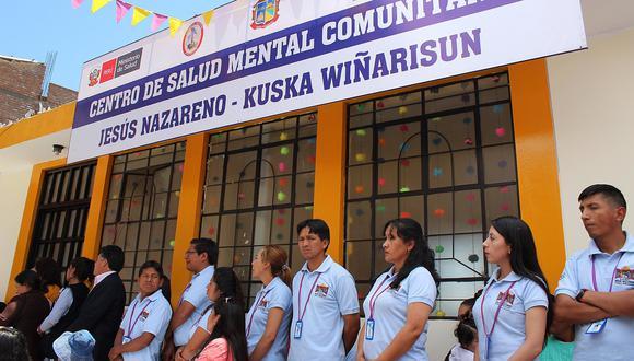 Solo el 8% de la población ayacuchana tiene acceso a la atención en salud mental