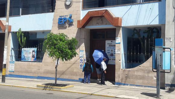 Observan la designación de trabajadores en cargos de confianza en la Entidad Prestadora de Servicios de Saneamiento (EPS) Tacna. (Foto: Correo)