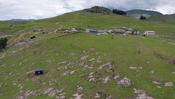 Brigadistas, médicos y hasta sicólogos se trasladan a zona de deslizamiento en Cusco (FOTOS)