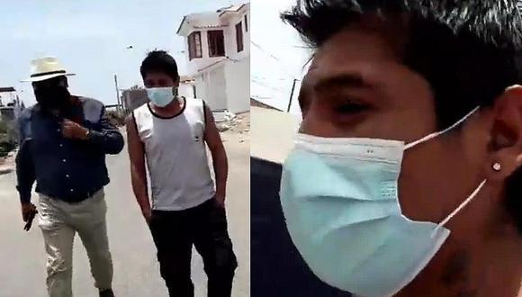 Se entregó uno de los prófugos de la carceleta de Alto Inclán