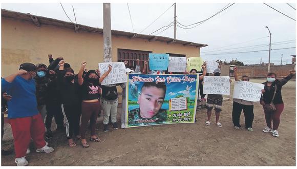 Dirigente de construcción civil confesó crimen de Fernando Carlos, se presentó al Depincri y lo liberaron. El lunes ordenaron su prisión, pero ya huyó.