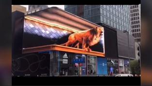 Viral: descubre la publicidad que asombra en China