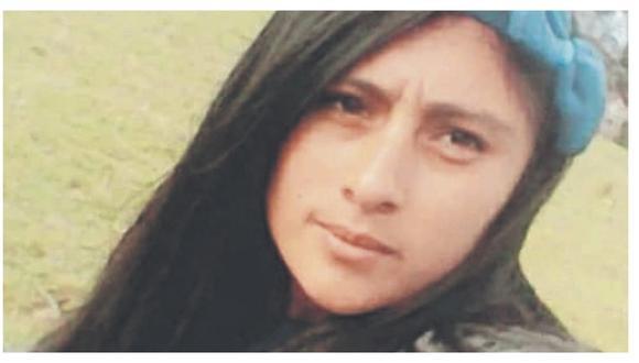 Cuarenta días después, los restos de la estudiante de enfermería de Piscobamba fueron encontrados en desolado paraje llamado Tocana.
