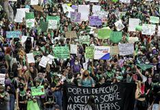 Día Internacional del Aborto Seguro: miles de mujeres en Latinoamérica toman las calles   FOTOS