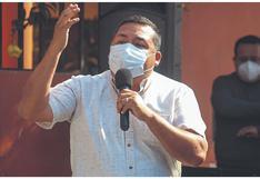 """José Ruiz: """"Nos darán las vacunas que sobren"""""""