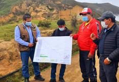 Congresista y vicegobernador de Huánuco buscan agua para potabilizar